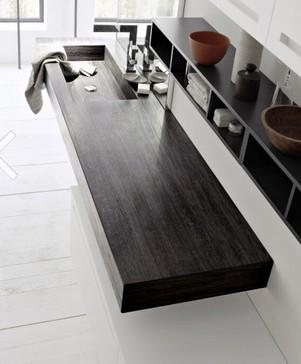 waschbecken und konsolen waschtischkonsole plaza aus laminam. Black Bedroom Furniture Sets. Home Design Ideas